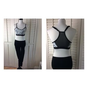 Two Piece Workout Set Size S